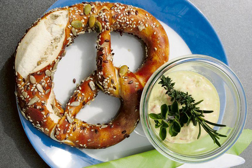 BeNNi-Karottenstreich, ein leckerer Brotaufstrich