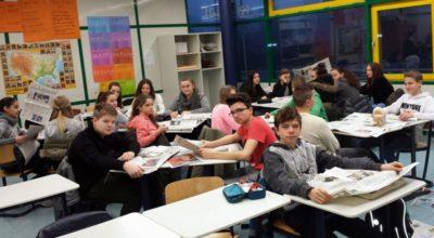 Anne-Frank-Realschule Ettlingen | Klasse 8c