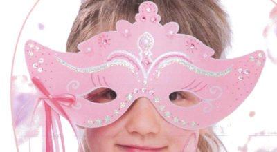 Geheimnisvolle Maske
