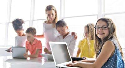 Computer fürs Klassenzimmer