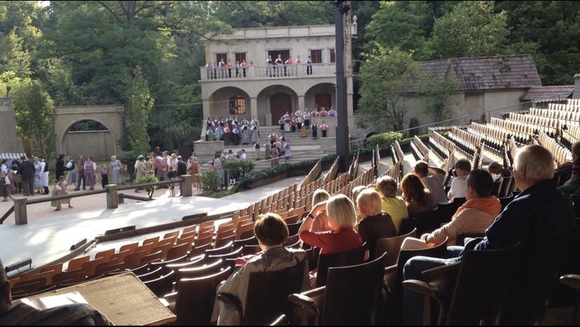 Freilichtbühne Volksschauspiele Ötigheim